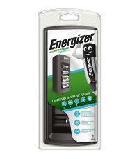 Chargeur d'accumulateurs universel energizer