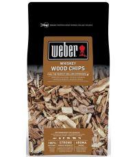 Boîte de bois de fumage whisky 0,7kg - WEBER