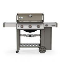 Barbecue à gaz Genesis II E-310 plancha smoke grey - WEBER