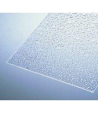 STYROGLASS bulles +/- 2.5mm 1000 X 1000