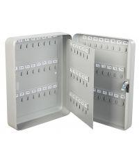 Armoire pour 84 clés - L.24 x H.30 x P.7cm - ELEGANT
