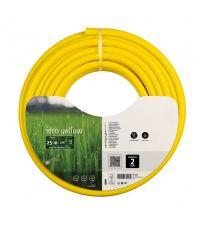 Tuyau Idro jaune Ø19mm x 25m - FITT