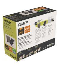Kit panneau solaire ksmkm - MOOVO
