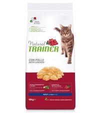 Nourriture au poulet pour chat adulte 1,5kg - NATURAL TRANER