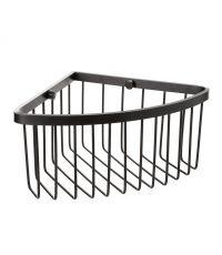 Etagère Aluminium Black d'angle 20x20x11,5 cm - TATAY