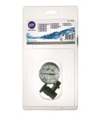 Manomètre AR506 pour filtration à sable de piscine - GRE