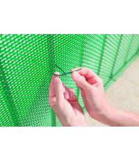 Colliers de fixation Bridfix 0,14m blanc x 50 - CELLOPLAST