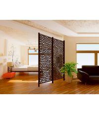 Panneau décoratif 1 x 2m rouille - CELLOPLAST