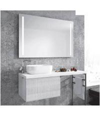 Meuble de salle de bain avant 60 cm