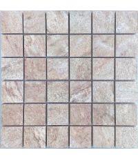 Mosaïque grès cérame - 30 x 30 cm