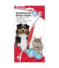 Brosse à dents pour chien et chat Buccafresh - BEAPHAR
