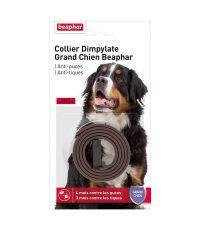Collier antiparasitaire pour chien L / XL Dimpylate - BEAPHAR
