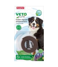 Collier pour chien insectifuge L Vetopure - BEAPHAR