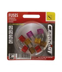 9 mini fusibles assortis - CARPOINT