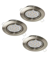 Spots orientables (x3) PENETO LED