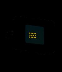 Projecteur LED Faedo 3 10W/900 lm noir EGLO