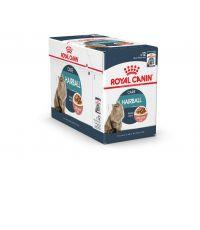 Pâtées Chat Hairball Sauce 12x85gr - ROYAL CANIN