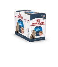 Pâtées Chat Light Weight Care Sauce 12x85gr - ROYAL CANIN