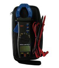 Pince testeur ampèremétrique digitale - TIBELEC