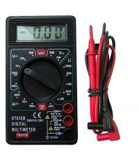Multimètre digital 5 fonctions - TIBELEC