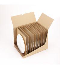 Croisillons range assiettes pour carton déménagement - MOTTEZ