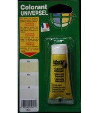 Colorant universel pour peinture coloris jaune clair 25 ml