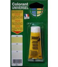 Colorant universel pour peinture coloris jaune moyen 25 ml