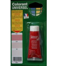 Colorant vermillon 25ml