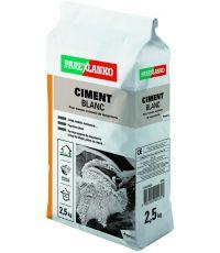 Ciment blanc 2,5kg - PAREXLANKO