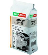 Ciment blanc 5kg - PAREXLANKO