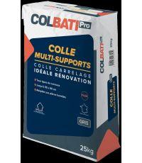 Colle carrelage multi-supports C2 25kg - COLBATI PRO