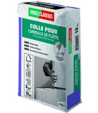 Colle pour carreaux de plâtre 10kg - PAREXLANKO