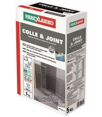 Colle & joint carrelage douche italienne & piscine 5kg - PAREXLANKO