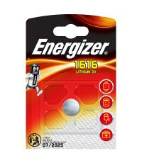 pile lithium cr1616 3v - ENERGIZER