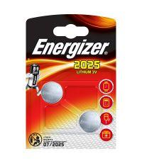pile lithium cr2025 3v x 2 - ENERGIZER