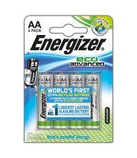 pile alcaline aa eco advanced 1,5v - ENERGIZER