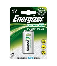 pile 9v - hr622 rechargeable power plus - 175mah - ENERGIZER