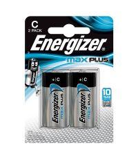 Pile C LR14 Energizer Max Plus 1.5V x2