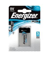 Pile 6LR61 Energizer Max Plus 9V x1