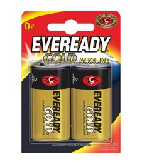 pile alcaline d - lr20 gold 1,5v - EVEREADY