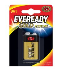 pile alcaline 9v - 6lr61 gold - EVEREADY