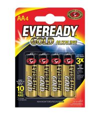 pile alcaline aa gold - EVEREADY