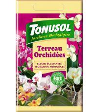 Terreau orchidées 5L - TONUSOL
