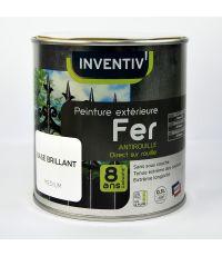 Peinture Fer Brillant Base Medium 8 ans 0,5L - INVENTIV