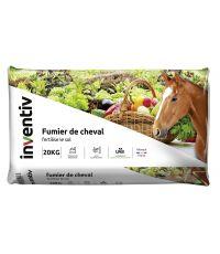 Fumier de cheval UAB 20kg - INVENTIV