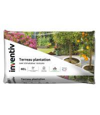 Terreau plantation UAB Ecolabel 40L - INVENTIV