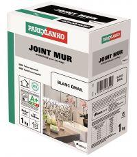 Joint de carrelage mur blanc émail 1kg - PAREXLANKO