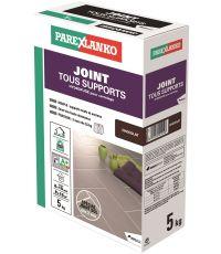 Joint de carrelage tous supports chocolat 5 kg - PAREXLANKO