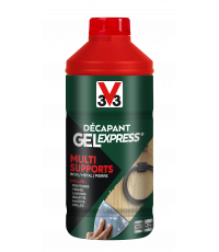 Décapant gel express multi-supports 1l - V33