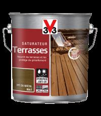 Saturateur pour terrasse coloris Ipé du Brésil 2,5L - V33